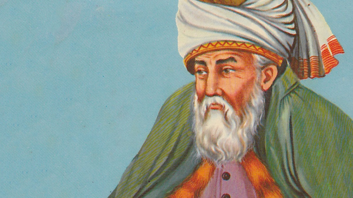 Rumi Reminds Me That No Religion Has A Monopoly On Beauty Or Truth