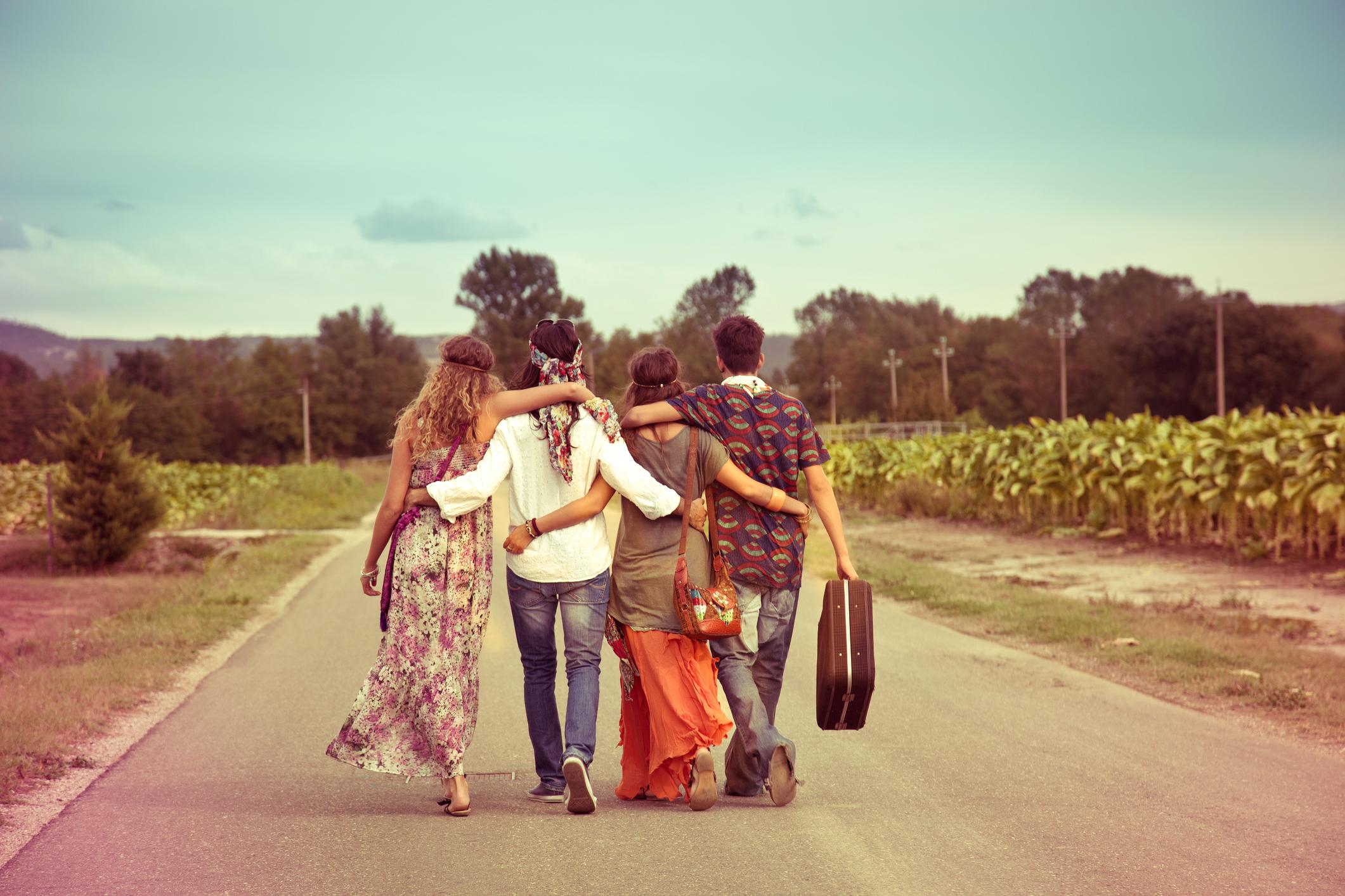 Is A Hippie Revolution Needed To Make My Grandchildren's World Better?