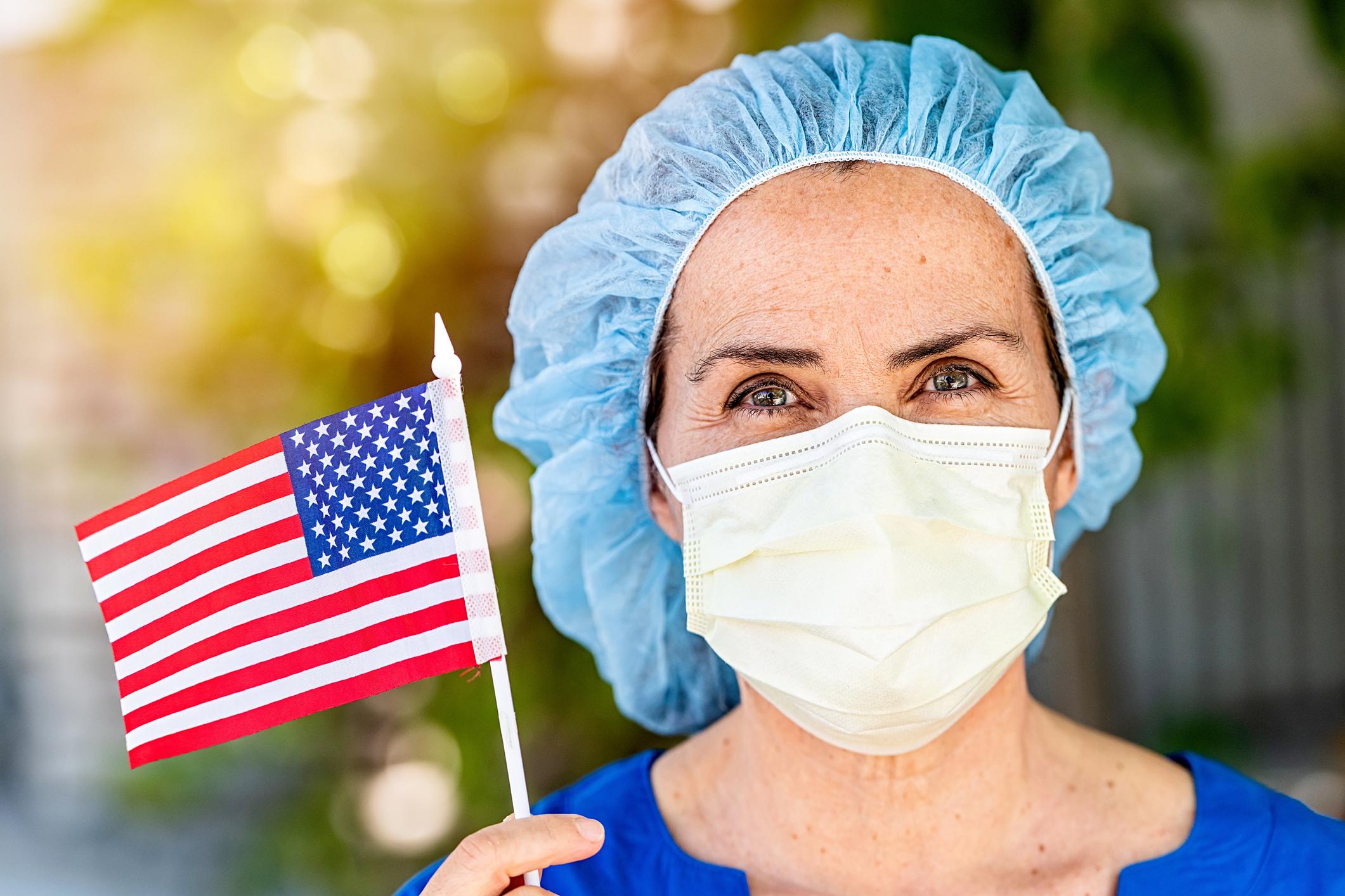 Memorial Day in Pandemic