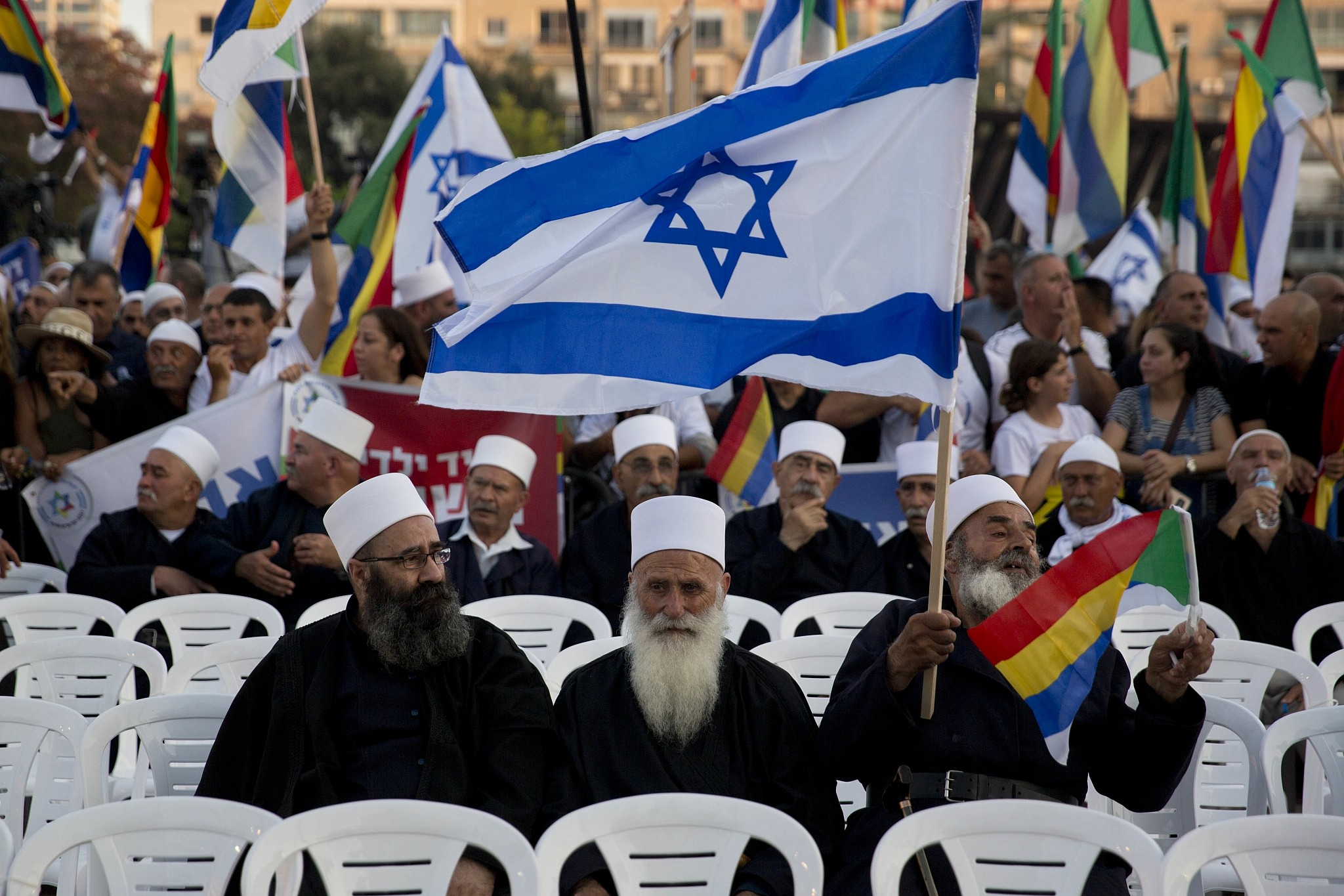 The Unconscionable Abandonment Of Israel's Druze