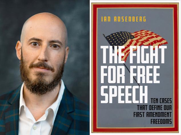Ian Rosenberg's Fight For Free Speech