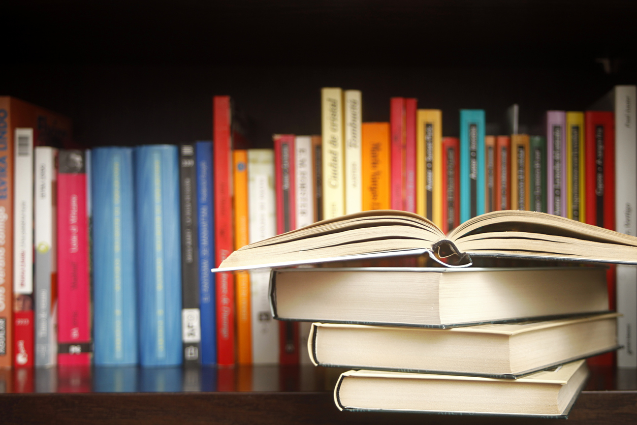 A Summer Reading List... From Whimsy To Weighty